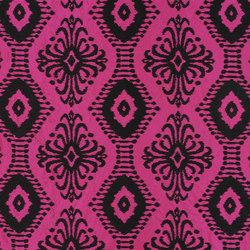 Indupala Fabrics | Pashan - Fuchsia | Curtain fabrics | Designers Guild