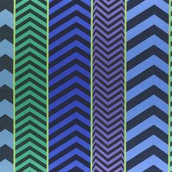 Indupala Fabrics | Indupala - Cobalt | Curtain fabrics | Designers Guild