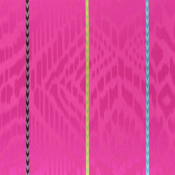 Indupala Fabrics | Junani - Fuchsia | Tejidos para cortinas | Designers Guild
