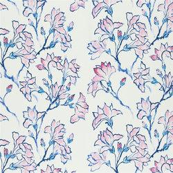 Kimono Blossom Fabrics | Magnolia Tree - Peony | Tissus pour rideaux | Designers Guild