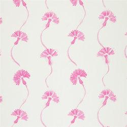 Kimono Blossom Fabrics | Shirotae - Peony | Curtain fabrics | Designers Guild
