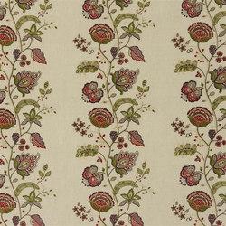 Marlena Fabrics | Kamala - Damson | Curtain fabrics | Designers Guild