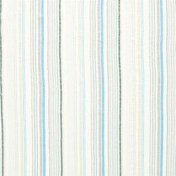 Mazan Fabrics | Peyron - Turquoise | Tessuti tende | Designers Guild