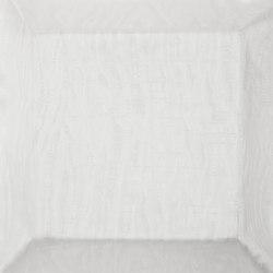 Moire Blanco | Tissus pour rideaux | Equipo DRT