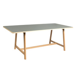 Frame Table | Individual desks | Hay
