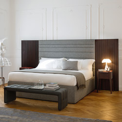 Boheme Bed | Double beds | Porada