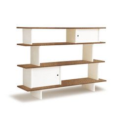 Mini Library | Kids storage furniture | Oeuf - NY