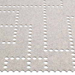 Rug Stamp | Tapis / Tapis design | HEY-SIGN
