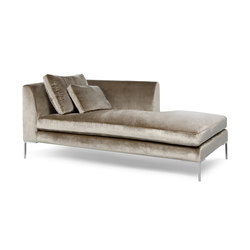 Picasso chaise longue | Dormeuse | The Sofa & Chair Company Ltd