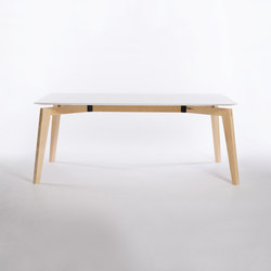 Private Space Dining Table Ash 180 | Mesas de reuniones | ellenbergerdesign