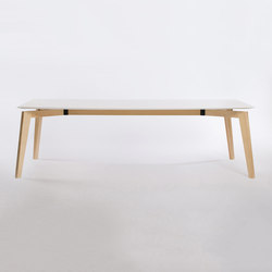 Private Space Dining Table Ash 240 | Meeting room tables | ellenbergerdesign