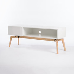 Private Space TV Board | Multimedia Sideboards | ellenbergerdesign