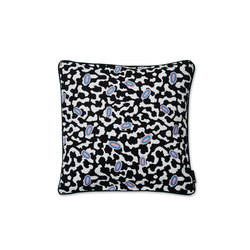Embroidered Cushion Grey Matter | Coussins | Hay
