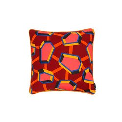 Printed Cushion Full | Coussins | Hay