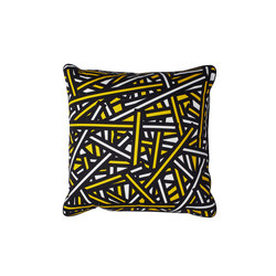 Printed Cushion Hay bale | Cuscini | Wrong for Hay