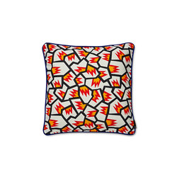 Printed Cushion Memory | Coussins | Hay