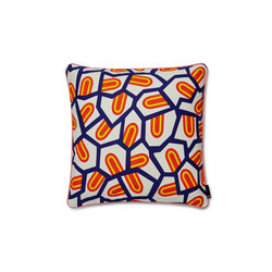 Printed Cushion Tongues | Coussins | Hay