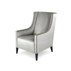 Christo small occasional chair | Sessel | The Sofa & Chair Company Ltd