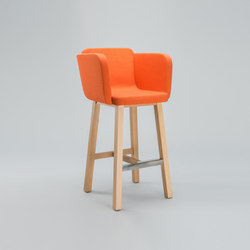 Club Bar Stool | Taburetes de bar | Comforty
