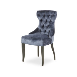 Guinea dining chair | Sedie ristorante | The Sofa & Chair Company Ltd