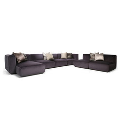 Hayward large modular sofa | Canapés | The Sofa & Chair Company Ltd