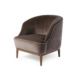 Lloyd occasional chair | Poltrone lounge | The Sofa & Chair Company Ltd
