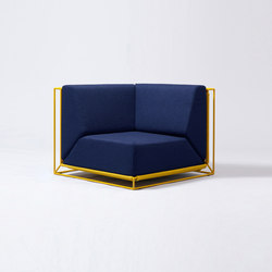 Floating Armchair | Modulare Sitzelemente | Comforty