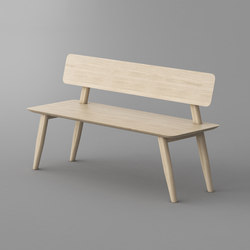 AETAS Bench | Waiting area benches | Vitamin Design