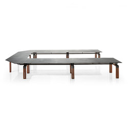 Paso Doble | Conference table systems | i 4 Mariani