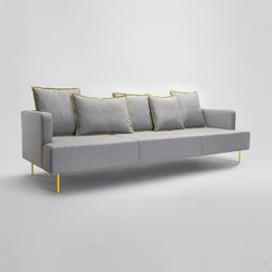 Levit Sofa | Sofás lounge | Comforty