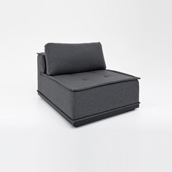 Napo Armchair | Modular seating elements | Comforty