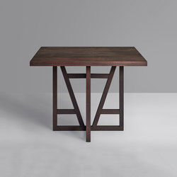FACHWERK Table | Restaurant tables | Vitamin Design