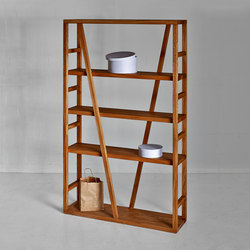 FACHWERK Shelf | Shelving systems | Vitamin Design