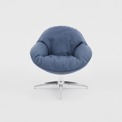 Oyster Armchair | Lounge chairs | Comforty