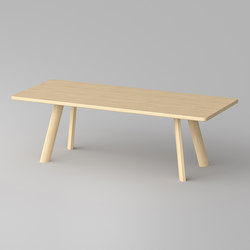 LARGUS Table | Restaurant tables | Vitamin Design