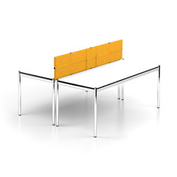 USM Privacy Panels | Cloisons pour table | USM