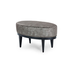 Stanley stool | Pufs | The Sofa & Chair Company Ltd