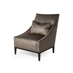 Valera occasional chair | Loungesessel | The Sofa & Chair Company Ltd