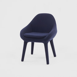 Ripple Chair | Visitors chairs / Side chairs | Comforty