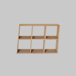 PISA 6 | Office shelving systems | Vitamin Design