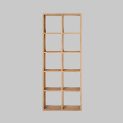 PISA G 10 | Office shelving systems | Vitamin Design