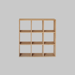 PISA G 9 | Office shelving systems | Vitamin Design