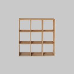 PISA G 9 | Sistemi scaffale ufficio | Vitamin Design
