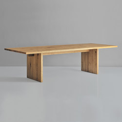 SAGA Table | Mesas comedor | Vitamin Design