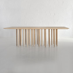 STILUS Table | Restaurant tables | Vitamin Design