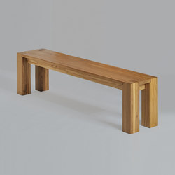 TAURUS Bench | Bancs d'attente | Vitamin Design