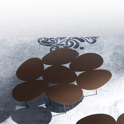 Eggs | Lounge tables | Erba Italia