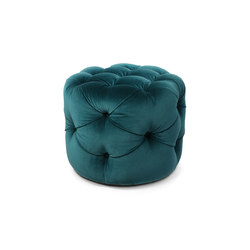 Windsor ottoman | Pufs | The Sofa & Chair Company Ltd