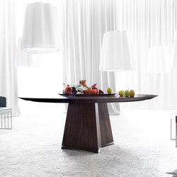 Pensami round | Tables de repas | Erba Italia