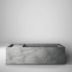 HT701 doghe | Free-standing baths | HENRYTIMI